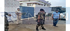 बाहुबली अनंत सिंह के करीबी लल्लू मुखिया के घर रेड जारी,कई थानों की पुलिस ले रही है घर की तलाशी...