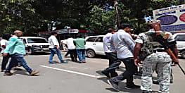NIA की टीम पांच आतंकियों के साथ पहुंची महाबोधि मंदिर , बम बरामद होने के स्थानों की करायी शिनाख्त