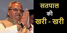 जम्मू- कश्मीर के राज्यपाल ने कहा खतरा मैंने मोल ले लिया है .. अब राज्य के युवा पत्थर नहीं चलाएंगे