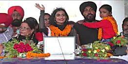 'मिस इंटरनेशनल पॉपुलर' बनी बिहार की बेटी