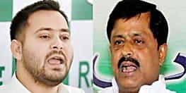 संजय सिंह बोले- वाह तेजस्वी जी! चाट-चाटकर बिहार को खोखला कर दिया अब नुक्कड़ पर बैठकर चाट खा रहे हैं