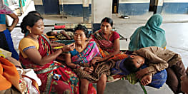 बगहा में ठनका गिराने से युवती की मौत, माँ गंभीर रूप से जख्मी