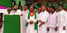 तेजस्वी यादव ने बद्री कुमार पूर्वे के लिए मांगा वोट, कहा - लालू यादव को जेल भेजने वालों को दें करारा जवाब