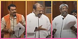 गेहूं खरीद पर सत्ताधारी सदस्यों ने सरकार की खोल दी पोल, मंत्री जी रटा-रटाया दे रहे थे जवाब