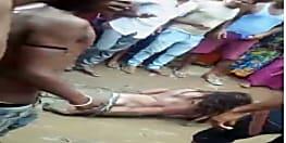 पटना : पैसा चोरी के आरोप में भीड़ ने 2 लोगों को जमकर पीटा, हालत गंभीर...