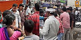भाजपा नेता रितेश रंजन उर्फ बिट्टू सिंह ने बाढ़ पीड़ितों के लिए की बोरिंग रोड में लंगर की व्यवस्था
