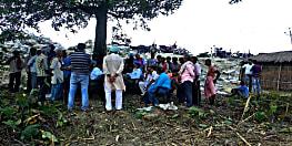 बगहा में ग्रामीणों ने इंजीनियर का किया घेराव, फ्लड फाईटिंग के नाम पर संवेदकों का जेब भरने का आरोप