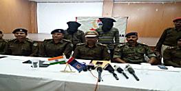 पांच पुलिसकर्मियों की हत्या में शामिल लालू समेत दो नक्सली गिरफ्तार...