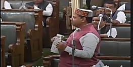 नीतीश राज में भ्रष्टाचार चरम पर,राजस्व मंत्री रामनारायण मंडल की स्वीकारोक्ति के बाद राजद सदस्यों ने सदन में सरकार को घेरा