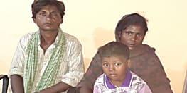 तीन वर्षीय बच्चे को चाइल्डलाइन ने किया बरामद, कड़ी चेतावनी के बाद माता पिता को सौंपा