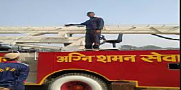 BIG BREAKING:पटना के प्लाई की फैक्ट्री में लगी भीषण आग,मौके पर पहुंची दमकल,लाखों संपत्ति का नुकसान