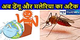 कोरोना के बाद अब डेंगू और मलेरिया का अटैक, गर्मी से बढ़ रहे हैं मामले