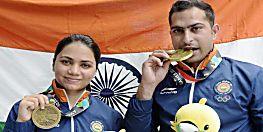 Asian Games: अपूर्वी और रवि के निशाने ने भारत को दिलाया पहला मेडल