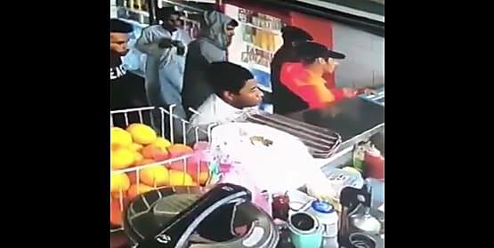 CCTV ने इस चोर को जीरो से बना दिया हीरो, Video हो रहा वायरल
