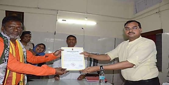 बिहार के जदयू विधायक ने दिया इस्तीफा,विधानसभा अध्यक्ष को सौंपा पत्र