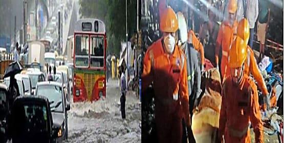 महाराष्ट्र में बारिश का कहर :  अब तक 38 की मौत, रत्नागिरि में टूटा तिवरे डैम, अलर्ट जारी