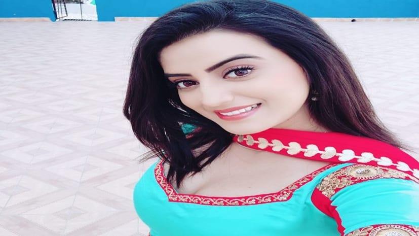 भोजपुरी एक्ट्रेस अक्षरा सिंह ने साफ कह दिया है शादी वादी नहीं करुंगी