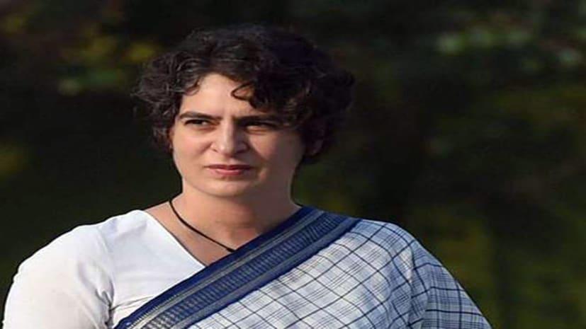 प्रियंका गांधी के घर मे घुसे सात लोग, सुरक्षा में सेंध.....