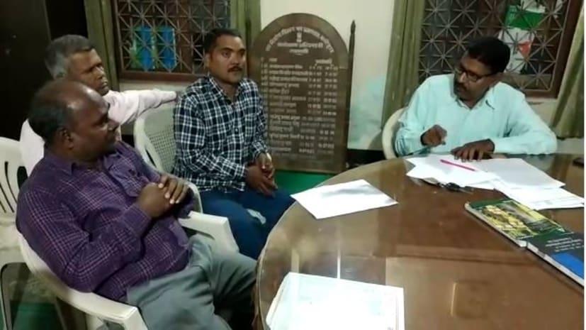 निगरानी की टीम पहुंची कटिहार, गिरफ्तार इंजीनियर अरविंद के कार्यालय को खंगाला