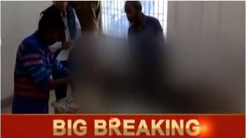बक्सर में हैदराबाद कांड-2 : गैंगरेप के बाद युवती को पहले मारी गोली, फिर जिंदा जलाया