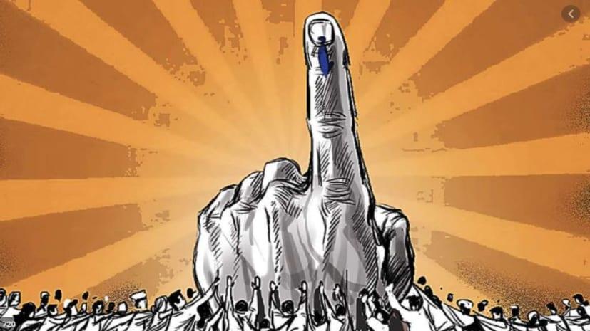 बिहार में दोपहर  1 बजे तक कितना फीसदी हुआ मतदान,जानिए....