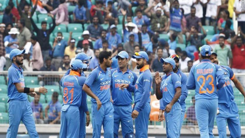 वेस्टइंडीज की टीम 104 रनों पर ढेर, भारतीय गेंदबाजों ने दिखाया दम