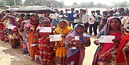 Lok sabha Election 2019: बिहार में तीन बजे तक 41.73 फीसदी मतदान