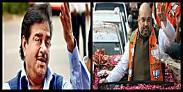 बीजेपी के राष्ट्रीय अध्यक्ष अमित शाह के रोड शो पर बिहारी बाबू ने कही यह बड़ी बात......