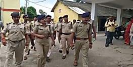दानापुर कोर्ट परिसर की घटना से चेती पटना पुलिस, बाढ़ में एएसपी लिपि सिंह ने सुरक्षा व्यवस्था का लिया जायजा