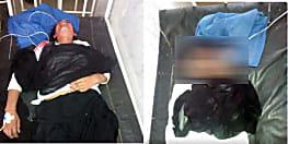 ट्रेन से कूदी 2 छात्राएं, इलाज के दौरान दोनों की मौत