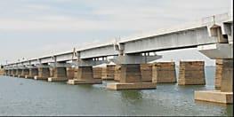 बिहार के 166 पुलों के निर्माण पर लग सकता है ग्रहण, केन्द्र सरकार ने राशि देने से किय़ा इंकार