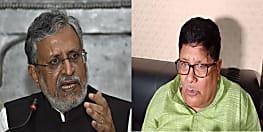 सुशील मोदी के आगे मंत्री सुरेश शर्मा का सरेंडर, अपने ही विभाग से जारी आदेश को झुठलाया