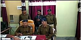 बेगूसराय पुलिस को मिली बड़ी सफलता, अपराधी अंगद यादव गिरफ्तार, कई हथियार बरामद