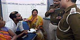 क्रिकेट खेलने के विवाद में युवक को मारी गोली, अस्पताल में चल रहा है इलाज