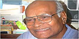 नहीं रहें जाने-माने साहित्यकार डॉ.श्रवण कुमार, 84 साल की उम्र में हुआ निधन