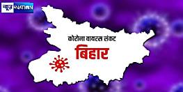 बिहार में कोरोना बढ़ता जा रहा है कोरोना का कहर, पटना में मिले 133 पॉजिटिव, आंकड़ा पहुंचा 15039