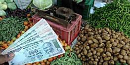 देश में फिर बढ़ी महंगाई, हरी सब्जियां भी अब हो रही लाल, प्याज रुलाने को बेकरार