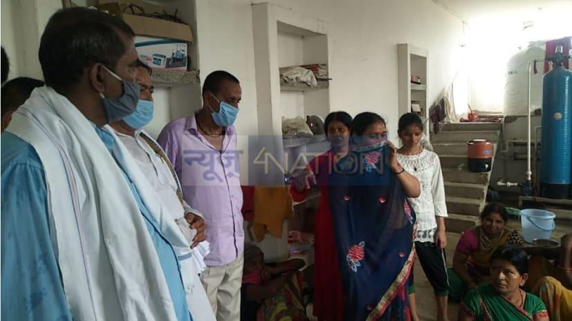 नवादा में डकैती के दौरान युवक की गला काटकर हत्या, राजद ने थाना प्रभारी को बर्खास्त किये जाने की मांग की