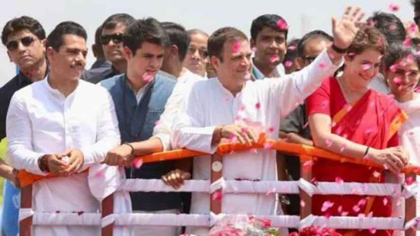 कांग्रेस ने लगाया राहुल की सुरक्षा में चूक का आरोप, एसपीजी बोली- चेहरे पर लेजर नहीं कैमरे की लाइट थी