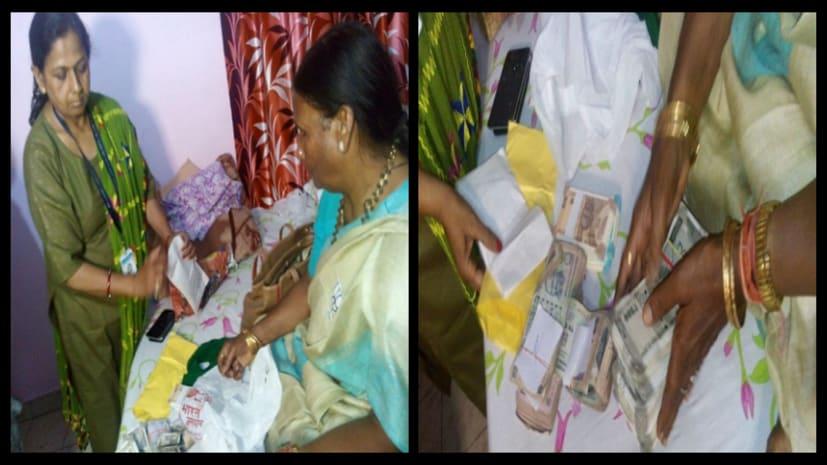 बीजेपी लोकसभा प्रत्याशी पर FIR, छापेमारी के दौरान मिले थे लाखों रुपये