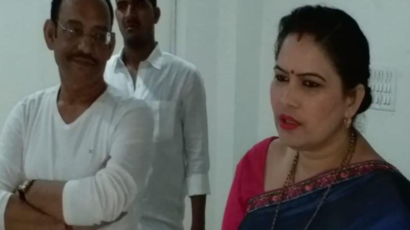 पूजा पांडेय ने कहा घाघरा नदी का कटाव और पलायन रोकना पहली प्राथमिकता
