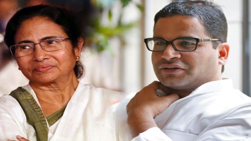बीजेपी ने प्रशांत किशोर पर लगाया बड़ा आरोप, ममता बनर्जी सरकार में दखल दे रही पीके की टीम