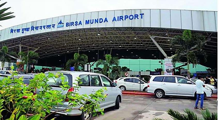 रांची एयरपोर्ट पर तीस लाख रू बरामद...एक सांसद का पैसा होने की खबर.....