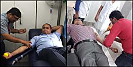 मां वैष्णो देवी समिति द्वारा विशाल भगवती जागरण और रक्त दान शिविर का पटना में आयोजन