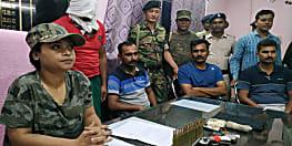 बाढ़ के कुख्यात अशोक यादव को पुलिस ने किया गिरफ्तार, एएसपी लिपि सिंह के नेतृत्व में की गयी छापेमारी