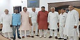 झारखंड के कई नेता JDU में शामिल, सीएम नीतीश की उपस्थिति में ली पार्टी की सदस्यता