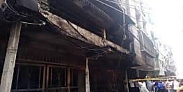 बड़ा हादसा : शॉर्ट सर्किट से बिल्डिंग में लगी आग, 3 बच्चे समेत 6 की मौत 11 गंभीर रुप से घायल