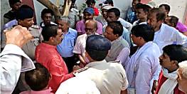 राजद नेता का हाई वोल्टेज ड्रामा : पहले आत्मदाह की कोशिश, गिरफ्तार होने पर लगे रोने