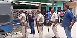 बेगूसराय में बेखौफ अपराधियों का तांडव, 8 लाख रंगदारी नहीं देने पर व्यवसायी के घर पर  की गोलीबारी