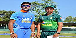 आज  होगी भारत और पाकिस्तान में जंग